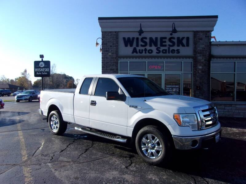 2009 Ford F-150 for sale at Wisneski Auto Sales, Inc. in Green Bay WI