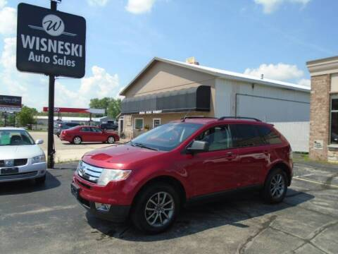 2008 Ford Edge for sale at Wisneski Auto Sales, Inc. in Green Bay WI