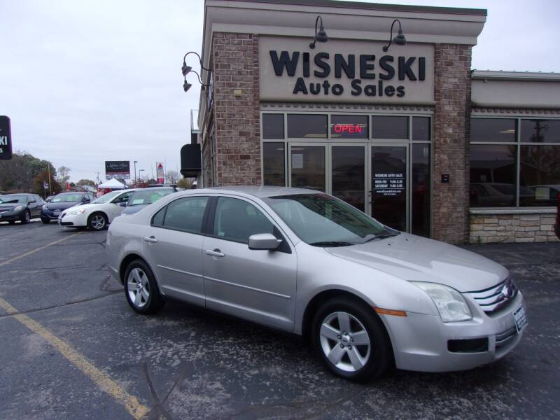 2008 Ford Fusion for sale at Wisneski Auto Sales, Inc. in Green Bay WI