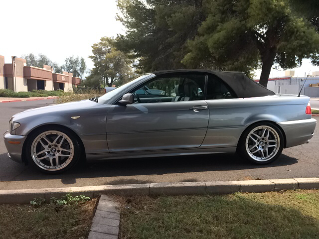 2004 BMW 3 Series 330Ci 2dr Convertible - Chandler AZ