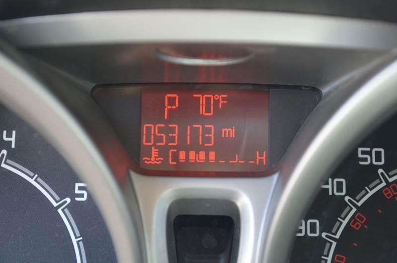 2013 Ford Fiesta SE 4dr Sedan - Chandler AZ