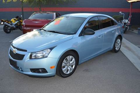 2012 Chevrolet Cruze for sale in Chandler, AZ