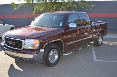 2001 GMC Sierra 1500 for sale in Chandler, AZ
