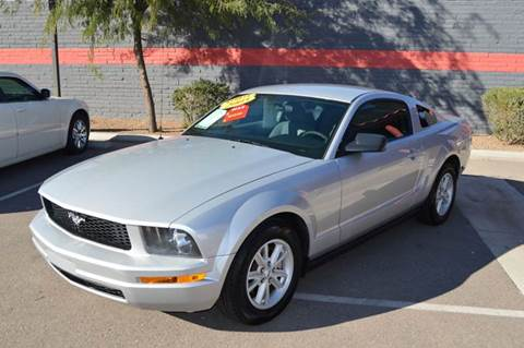 2005 Ford Mustang for sale in Chandler, AZ