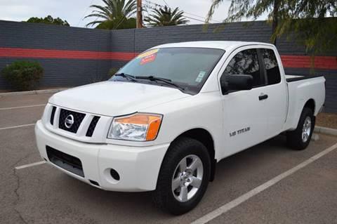 2008 Nissan Titan for sale in Chandler, AZ