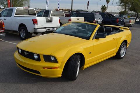 2006 Ford Mustang for sale in Chandler, AZ