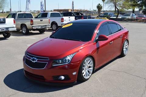 2013 Chevrolet Cruze for sale in Chandler, AZ