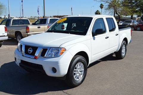 2017 Nissan Frontier for sale in Chandler, AZ