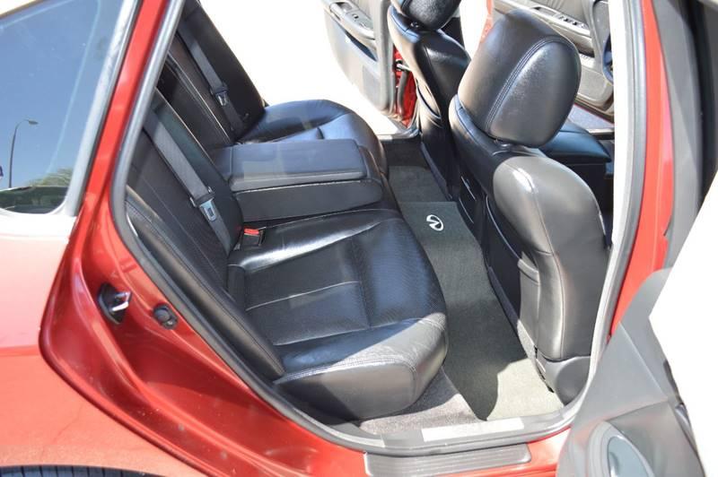 2007 Infiniti M35 4dr Sedan - Chandler AZ