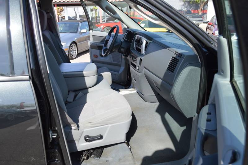 2007 Dodge Ram Pickup 1500 SLT 4dr Quad Cab SB - Chandler AZ