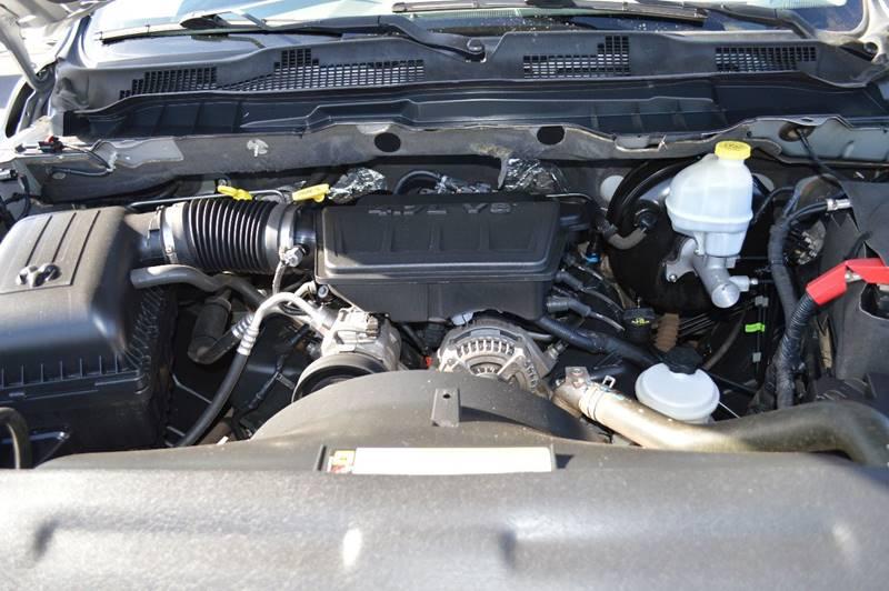2012 RAM Ram Pickup 1500 4x2 ST 4dr Crew Cab 5.5 ft. SB Pickup - Chandler AZ
