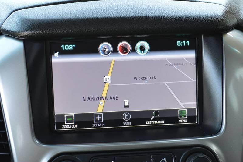2015 Chevrolet Tahoe 4x2 LT 4dr SUV - Chandler AZ