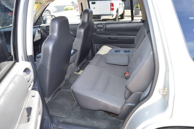 2002 Dodge Durango Sport 2WD 4dr SUV - Chandler AZ