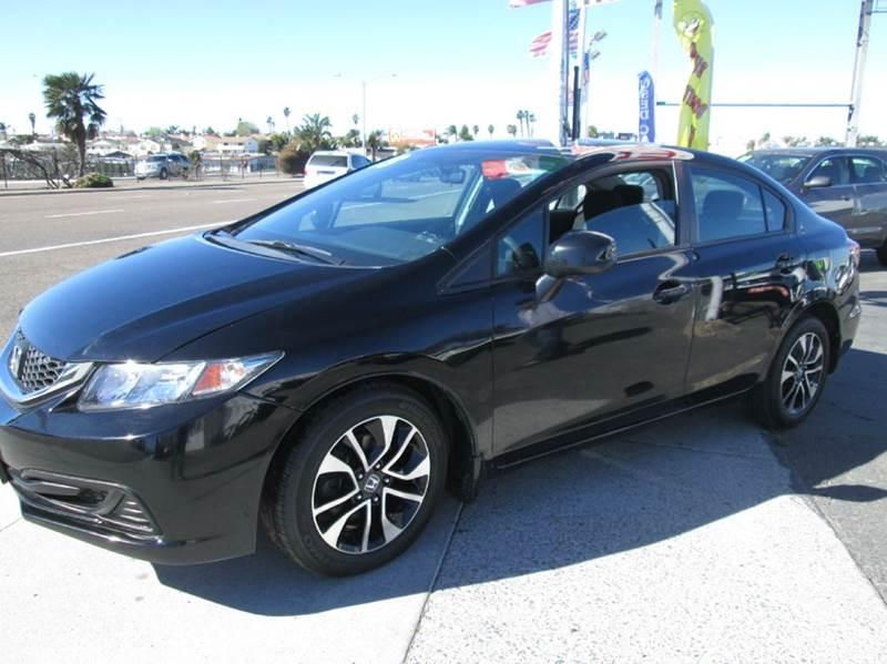 2013 Honda Civic LX 4dr Sedan 5A - San Diego CA