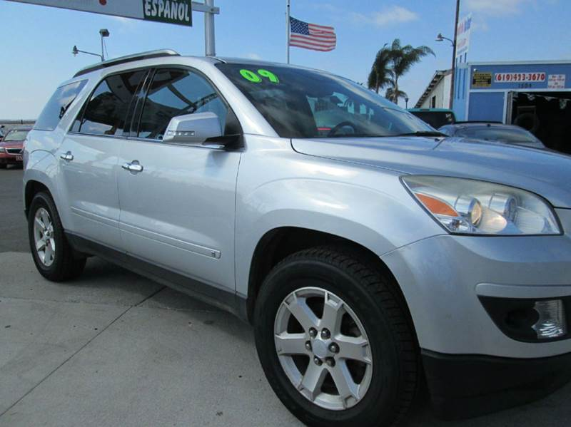 2009 Saturn Outlook AWD XR 4dr SUV - San Diego CA