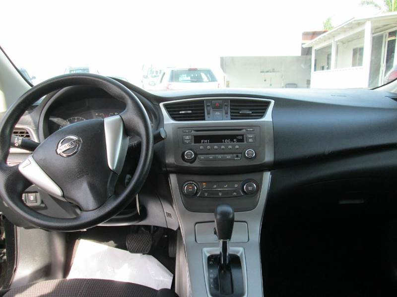 2014 Nissan Sentra FE+ S 4dr Sedan - San Diego CA