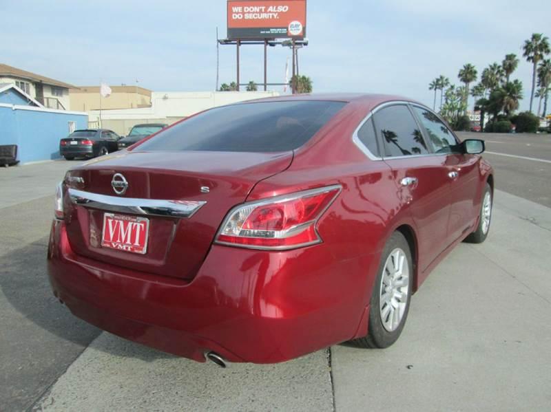 2015 Nissan Altima 2.5 S 4dr Sedan - San Diego CA