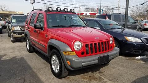 2005 Jeep Liberty for sale in Patchogue, NY