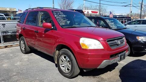 2005 Honda Pilot for sale in Patchogue, NY