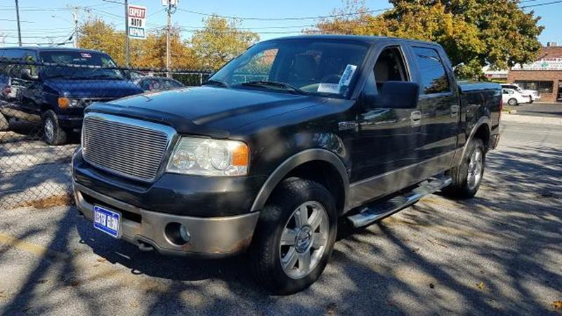 2006 Ford F-150 for sale at Island Auto Sales in E.Patchogue NY
