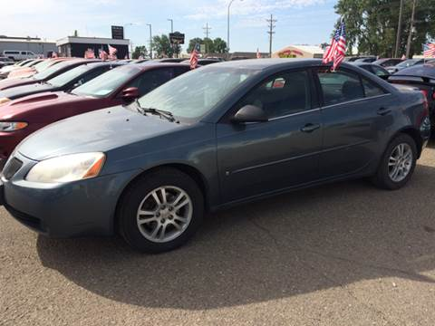2006 Pontiac G6 for sale in Mandan, ND