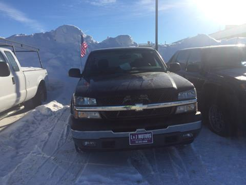 2005 Chevrolet Silverado 1500 for sale in Mandan, ND