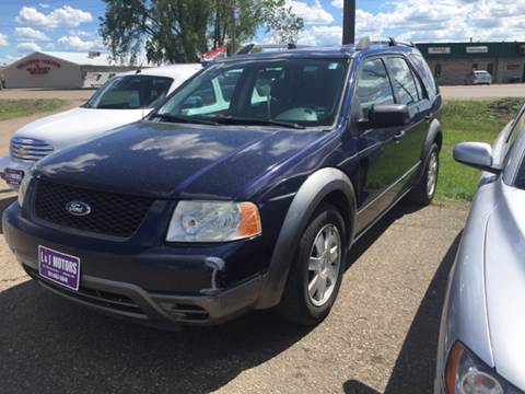2006 Ford Freestyle for sale at L & J Motors in Mandan ND