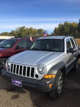 2006 Jeep Liberty for sale in Mandan, ND