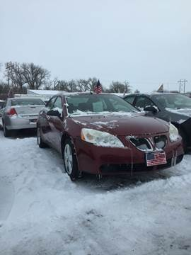2008 Pontiac G6 for sale in Mandan, ND