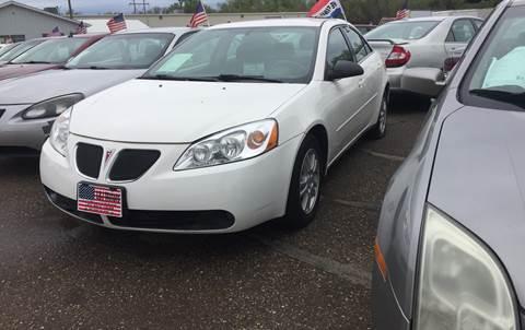 2006 Pontiac G6 for sale in Mandan, ND
