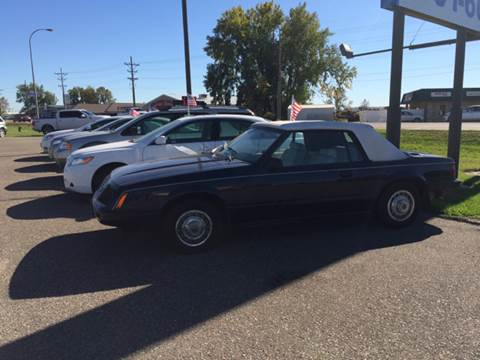 1983 Ford Mustang for sale in Mandan, ND