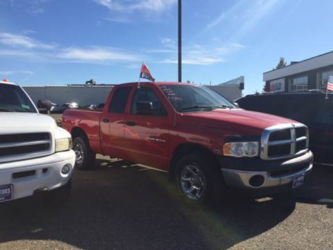 2005 Dodge Ram Pickup 1500 for sale in Mandan, ND