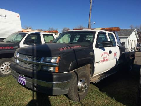 2005 CHEVY 3500 for sale in Mandan, ND
