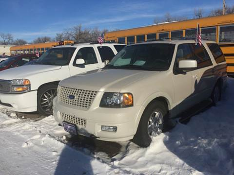 2005 Ford Expedition for sale at L & J Motors in Mandan ND