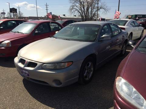 1998 Pontiac Grand Prix for sale in Mandan, ND