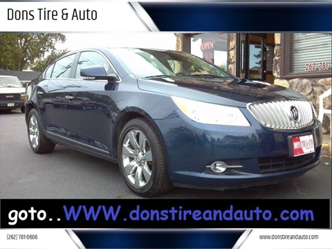 2011 Buick LaCrosse for sale in Butler, WI
