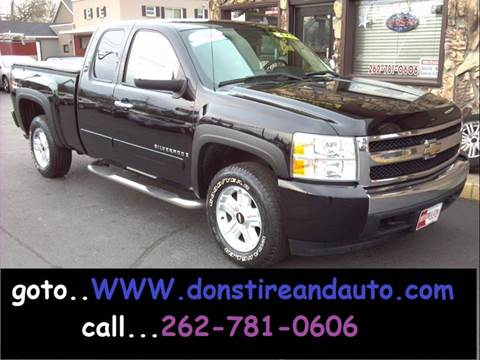 2007 Chevrolet Silverado 1500 for sale at Dons Tire & Auto in Butler WI