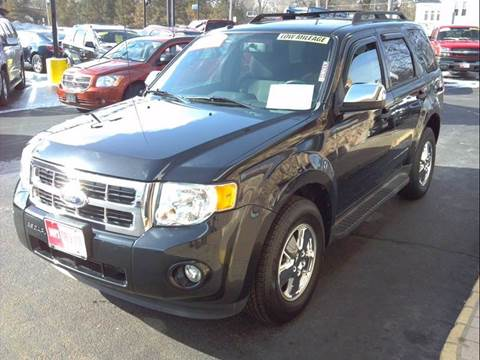 2011 Ford Escape for sale at Dons Tire & Auto in Butler WI