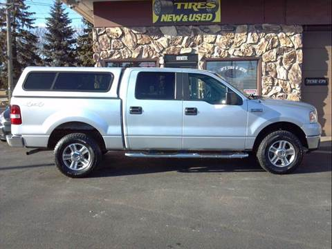 2007 Ford F-150 for sale at Dons Tire & Auto in Butler WI