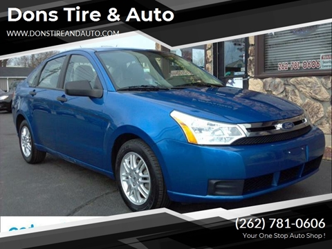 2011 Ford Focus for sale in Butler, WI