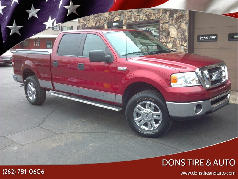 Dons Tire & Auto – Car Dealer in Butler, WI