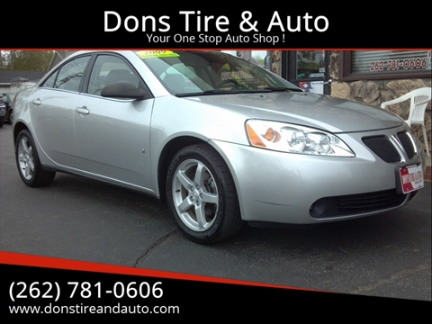 2009 Pontiac G6 for sale in Butler, WI