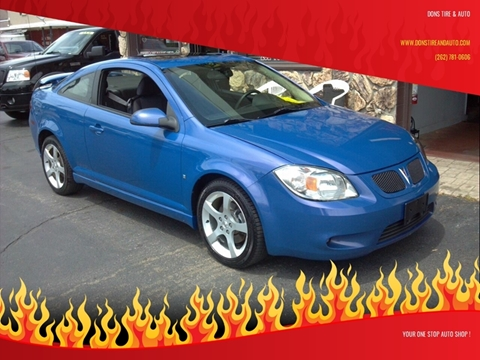 2008 Pontiac G5 for sale in Butler, WI