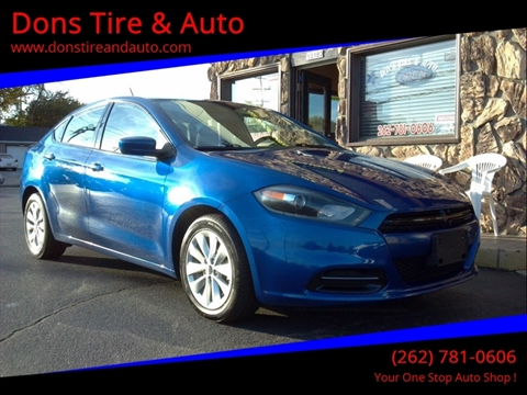 2014 Dodge Dart for sale in Butler, WI
