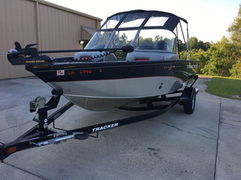 2013 Tracker PRO GUIDE V175  for sale in Gulfport, MS