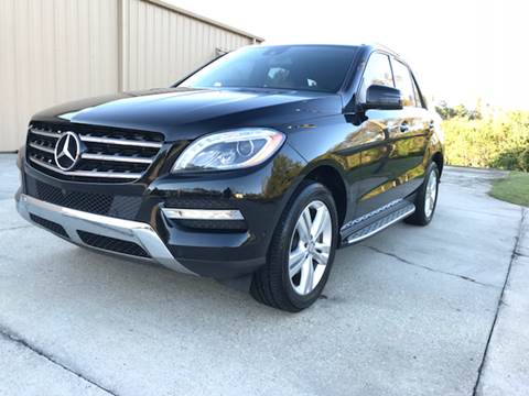 2014 Mercedes-Benz M-Class for sale in Gulfport, MS