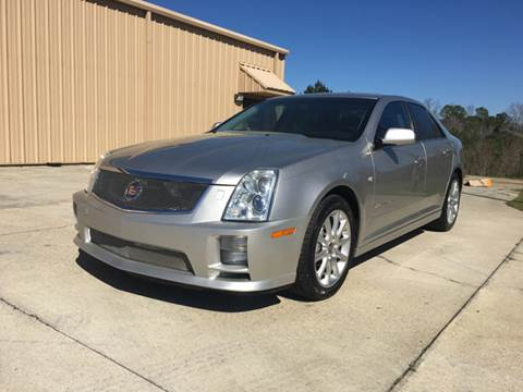 2007 Cadillac STS-V for sale in Gulfport, MS