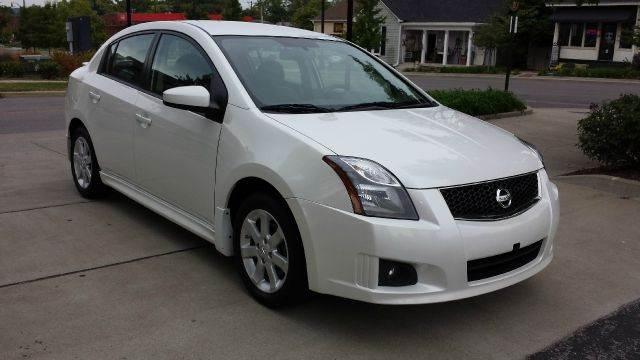 2012 Nissan Sentra 2.0 SR 4dr Sedan   Franklin TN