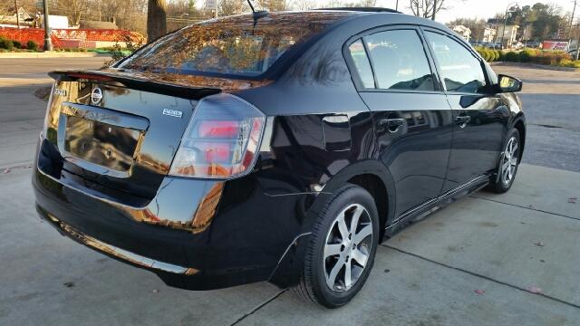 2012 Nissan Sentra 2 0 SR 4dr Sedan SPECIAL EDITION SUNROOF