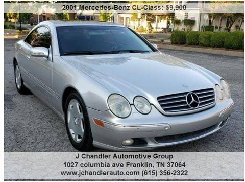 2001 Mercedes-Benz CL-Class for sale in Franklin, TN